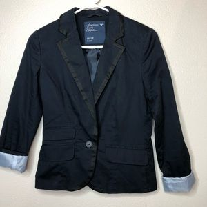 American eagle women's blazer